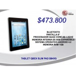 Tablet Qbex