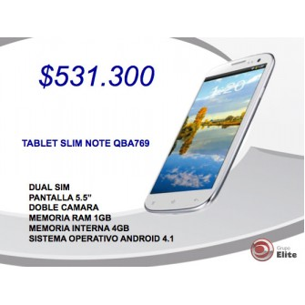 Tablet Slim Note